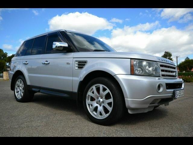 2005 Land Rover Range Rover Sport TDV6 Wagon