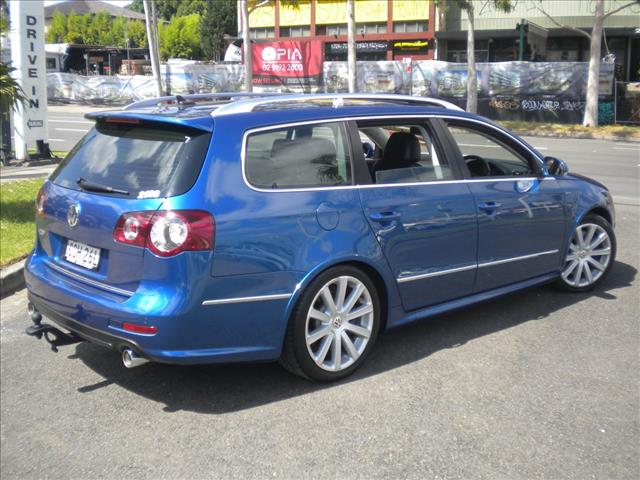 used 2008 volkswagen passat r36 3c my08 upgrade 4d wagon. Black Bedroom Furniture Sets. Home Design Ideas