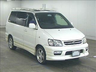 2000 Toyota Spacia Premium Noah Wagon