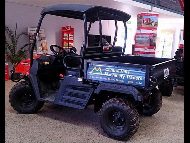 Kioti Mechron 4wd buggy - diesel  LAST ONE LEFT!!!