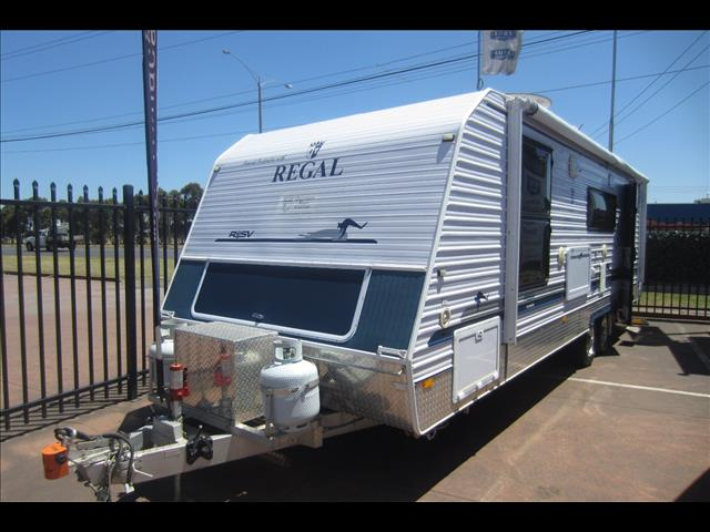 Regal Caravan Custom Designed 2008  - Price reduced, super deal!